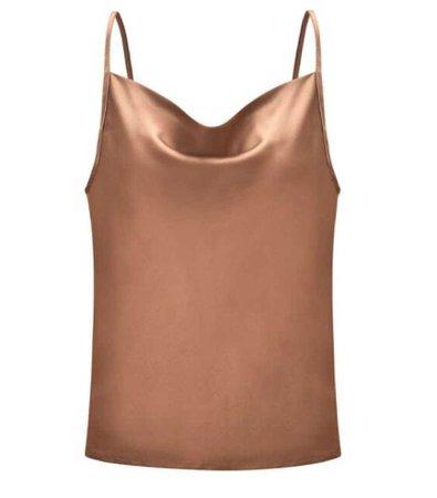Bronze Camisole