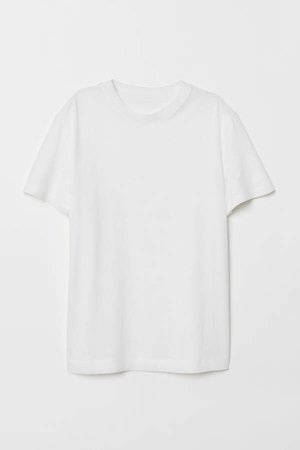 Pima Cotton T-shirt - White