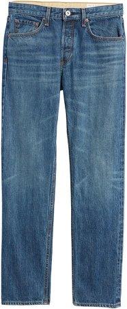 Rosa High Waist Nonstretch Boyfriend Jeans