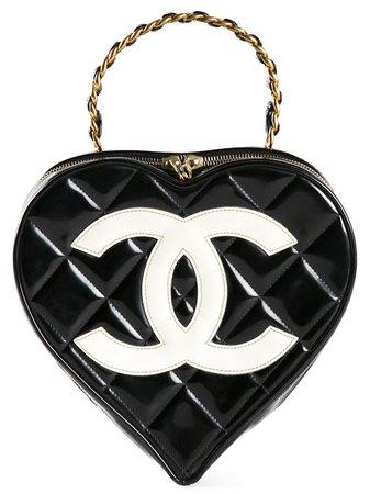 Chanel Heart Shaped Bag