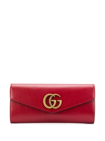 Gucci Double G Clutch Ss20 | Farfetch.Com