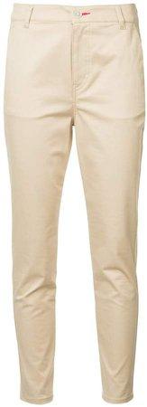 Loveless classic slim-fit trousers