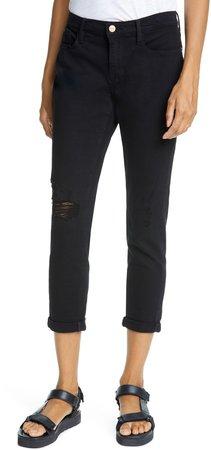 Denim Le Garcon Boyfriend Jeans