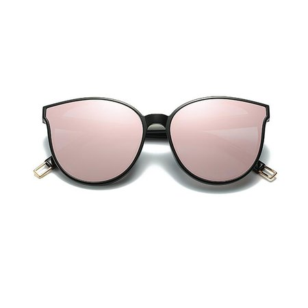 black pink sunglasses - noirgirlmagic