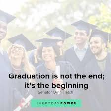 graduation quote - Google Search