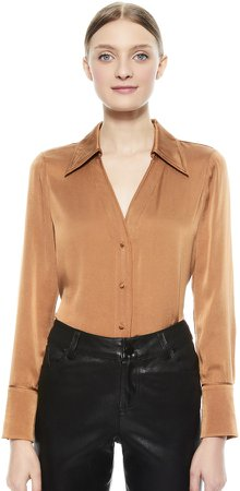 Hope Button Down Blouse