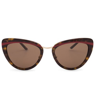 Prada - Cat-eye sunglasses | Mytheresa