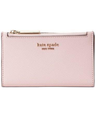 kate spade new york Spencer Slim Bifold Wallet & Reviews - Handbags & Accessories - Macy's