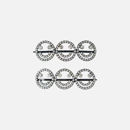 Ashley Williams All Smiles Hair Pins – Kith