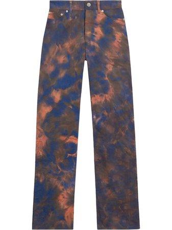 FENTY Pantalon Baggy Tie And Dye - Farfetch