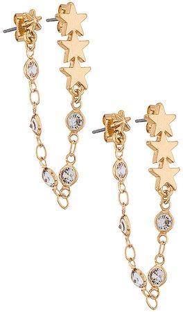 Dangle Chain Earrings