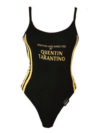 omighty tarantino bodysuit