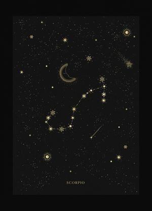 Scorpio Constellation – Cocorrina & Co Ltd