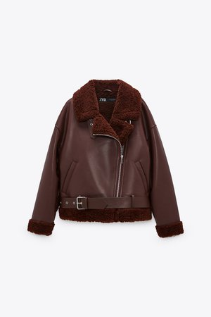 DOUBLE-FACED JACKET | ZARA United Kingdom