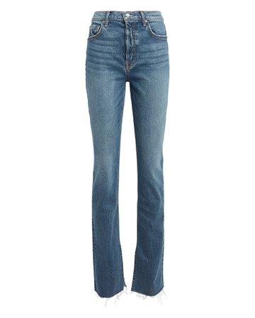 Addison Straight-Leg Jeans