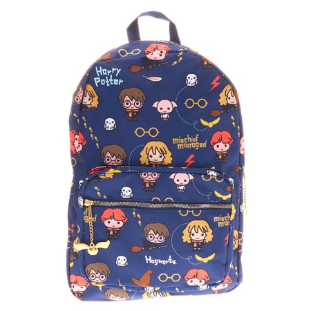 Harry Potter™ Backpack – Blue   Claire's