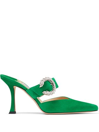 Jimmy Choo Marta 90mm Sandals - Farfetch