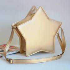 star shaped bag - Google Search