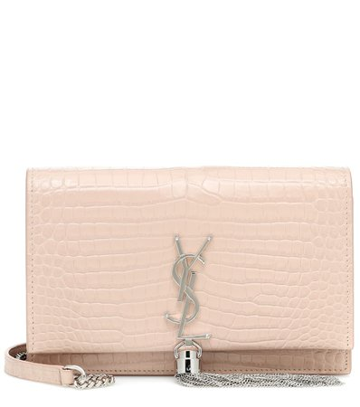 Kate Tassel Leather Crossbody Bag - Saint Laurent | Mytheresa