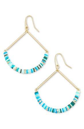 Kendra Scott Reece Beaded Drop Earrings | Nordstrom