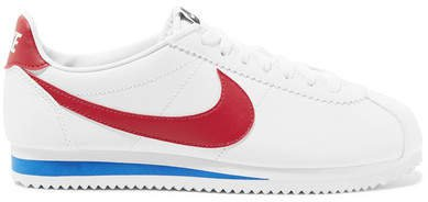 Classic Cortez Leather Sneakers - White