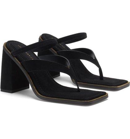 Block Heel Thong Sandal | Nordstromrack