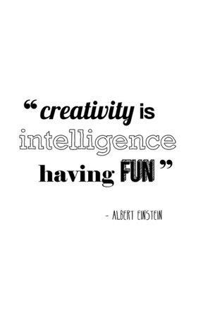 Creativity Quote - A. Einstein