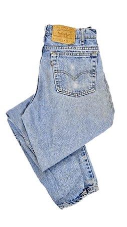 levis blue jeans png