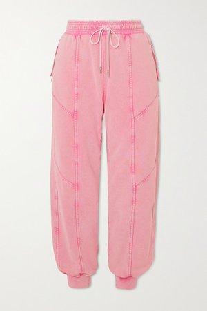 Ninety Percent | Pantalon de survêtement en jersey de coton biologique | NET-A-PORTER.COM