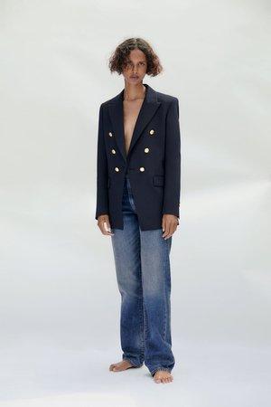 Women's Blazers   ZARA United States