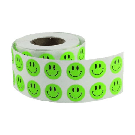 moodboard aesthetic niche filler stickers green smiley...