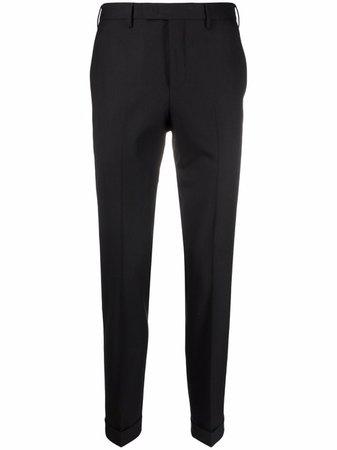 Pt01 slim-cut tailored trousers - FARFETCH