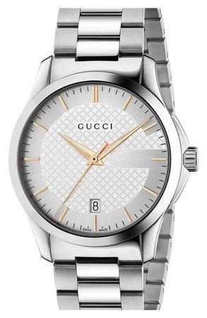 Gucci 'G Timeless' Bracelet Watch, 38mm | Nordstrom