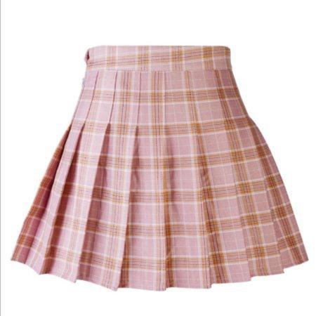 pleated tartan mini tennis skirt - Cerca con Google