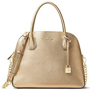 gold satchel purse - Google Search