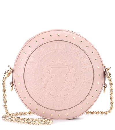 Pink Balmain Purse