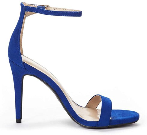Amazon.com   DREAM PAIRS Women's Karrie High Stiletto Pump Heeled Sandals   Heeled Sandals