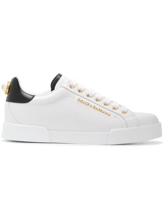 Dolce & Gabbana Classic Logo low-top Sneakers - Farfetch