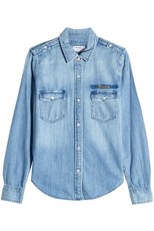 Denim Shirt Gr. S