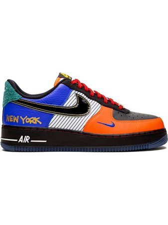 Nike Baskets Air Force 1 Low 07 What The NY - Farfetch