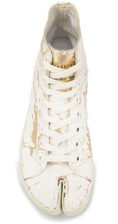 Margiela< tabi sneaker