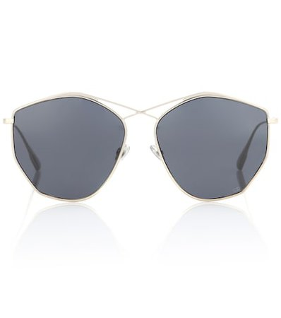 DiorStellaire4 aviator sunglasses
