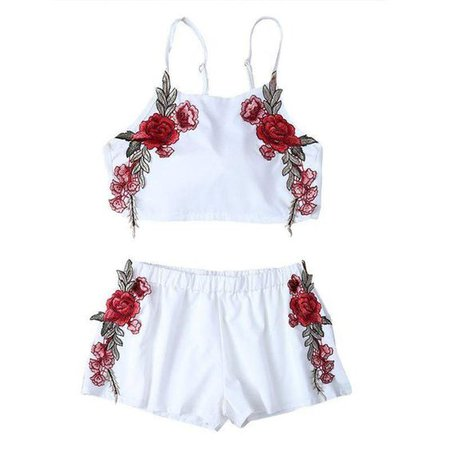 "(18) Pinterest - ""Floweristic"" Two Piece Set 