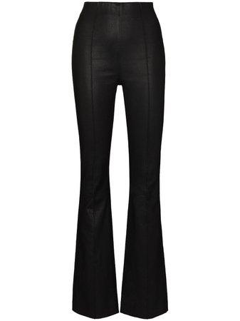 REMAIN Pantalon Évasé à Taille Haute - Farfetch