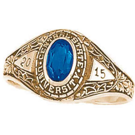 Women's Bouquet Ring - COLLEGE CLASS RINGS - RINGS - JEWELRY