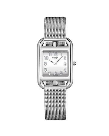 Hermès Cape Cod Watch, 23 x 23 mm | Neiman Marcus