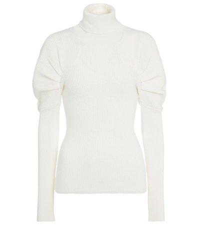 Safiyaa - Karine wool sweater   Mytheresa
