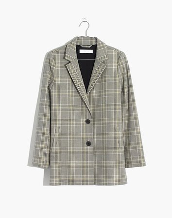 Dorset Blazer in Cosley Plaid