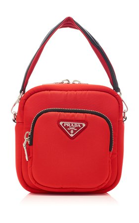 Shell Shoulder Bag By Prada   Moda Operandi
