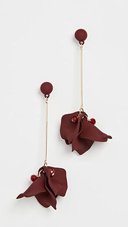 Shashi Petunia Earrings | SHOPBOP